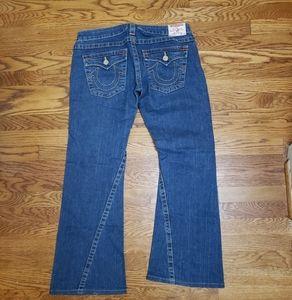 True Religion, Joey jeans, size 32